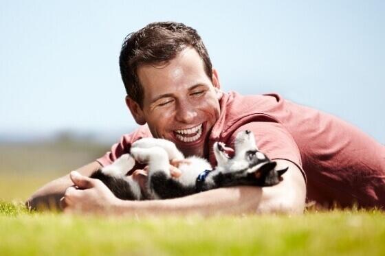 Conheça os benefícios que seu cachorro traz à sua saúde